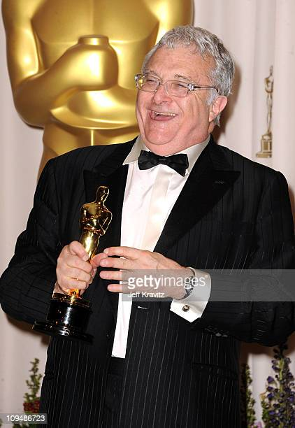 Composer Randy Newman poses in the press room during the 83rd Annual Academy Awards held at the Kodak Theatre on February 27 2011 in Los Angeles...