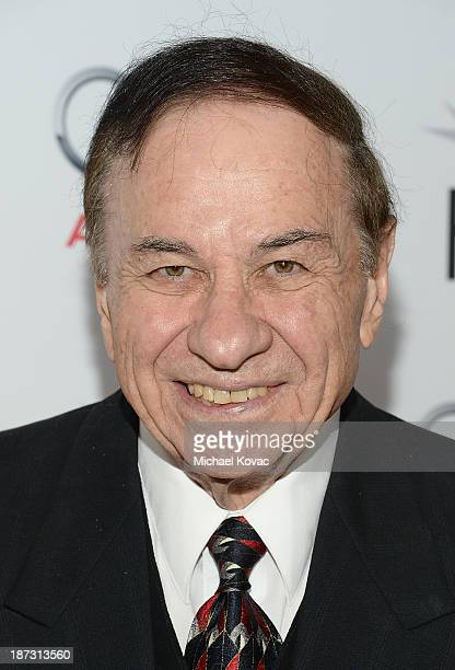 Composer Richard M Sherman attends the premiere of Walt Disney Pictures' 'Saving Mr Banks' during AFI FEST 2013 presented by Audi at TCL Chinese...