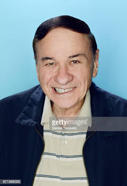 Composer Richard M Sherman poses for a portrait at the 2013 D23 Expo on August 6 2013 in Las Vegas Nevada