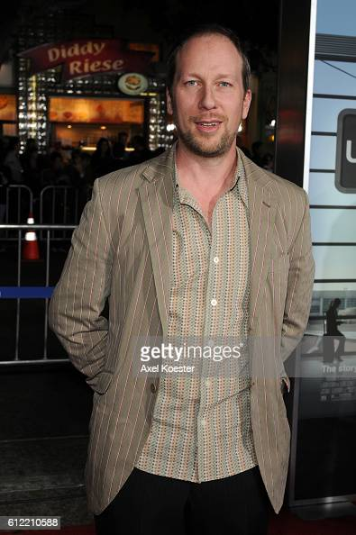Composer Rolfe Kent arrives arrive arrives to the Los Angeles premiere of Paramount Picture's 'Up In The Air' at Mann's Village Theater in Westwood...