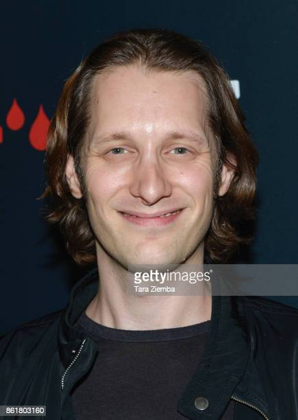 Composer Russ Howard attends the 2017 Screamfest Horror Film Festival at TCL Chinese 6 Theatres on October 15 2017 in Hollywood California
