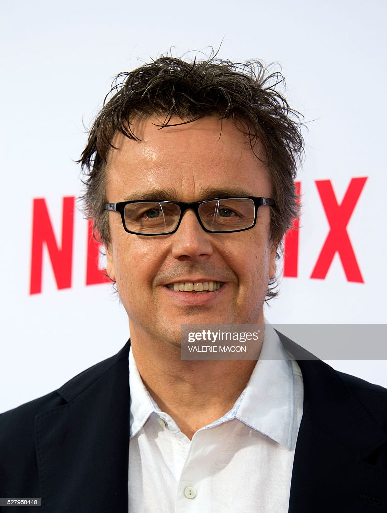 Composer Sean Callery attends the Netflix's Marvel's Jessica Jones Screening and Q&A at Paramount Studios, in Los Angeles, California, on May 3, 2016. / AFP / VALERIE