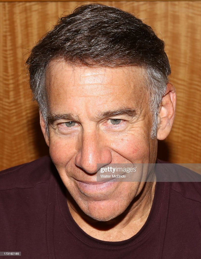 Composer Stephen Schwartz attend the Broadway cast of 'Pippin' performance and CD signing at Barnes & Noble, 86th & Lexington on July 9, 2013 in New York City.