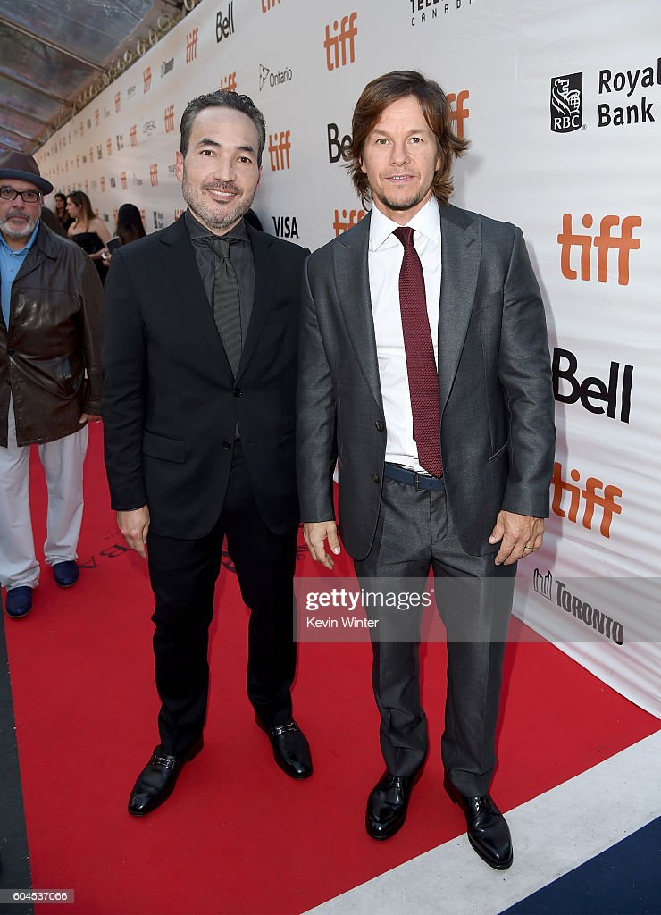 composer-steve-jablonsky-and-actor-mark-wahlberg-attend-the-deepwater-picture-id604537066