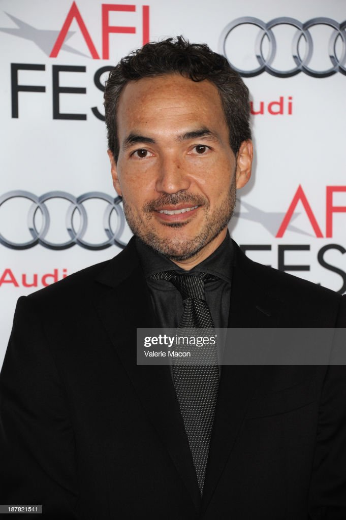 Composer Steve Jablonsky attends the premiere for 'Lone Survivor' during AFI FEST 2013 presented by Audi at TCL Chinese Theatre on November 12, 2013 in Hollywood, California.