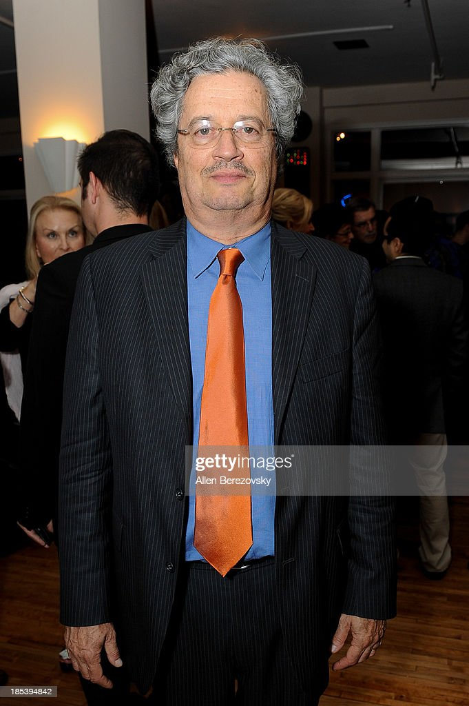 Composer/conductor Lee Holdridge attends Varese Sarabande Worldwide 35th Anniversary Special Halloween Concert Gala at Warner Grand Theatre on October 19, 2013 in San Pedro, California.