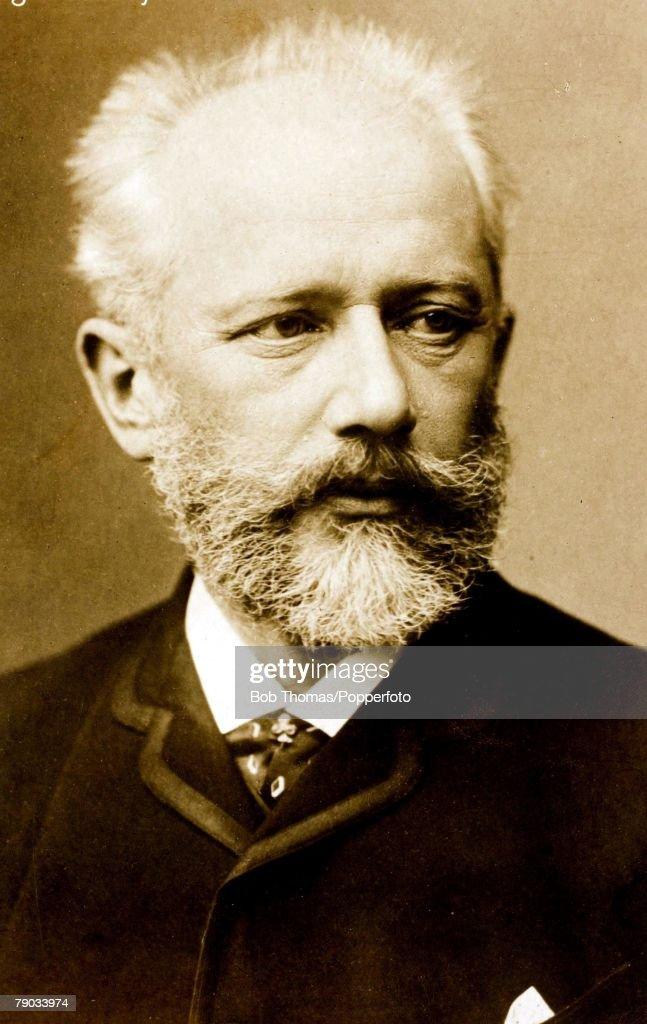 Composers, Pyotr Tchaikovsky, Russian composer,