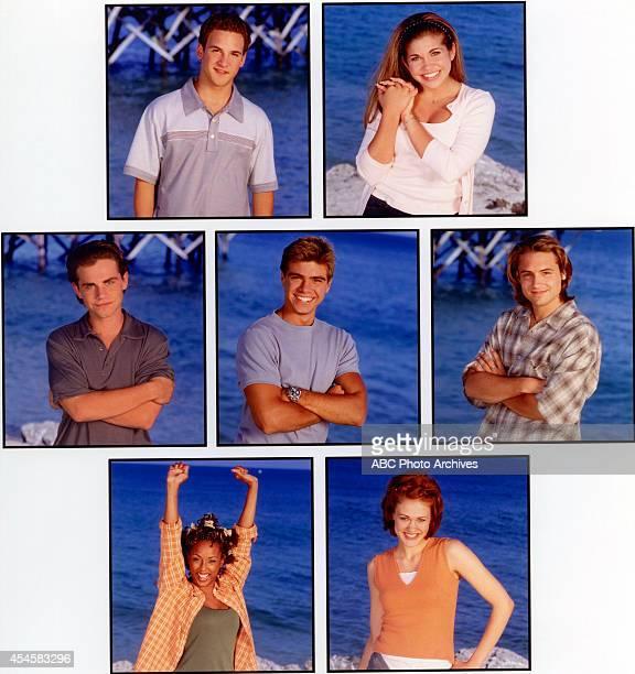 July 31 1998 CLOCKWISE BEN SAVAGEDANIELLE FISHELWILL FRIEDLEMAITLAND WARDTRINA MCGEE RIDER