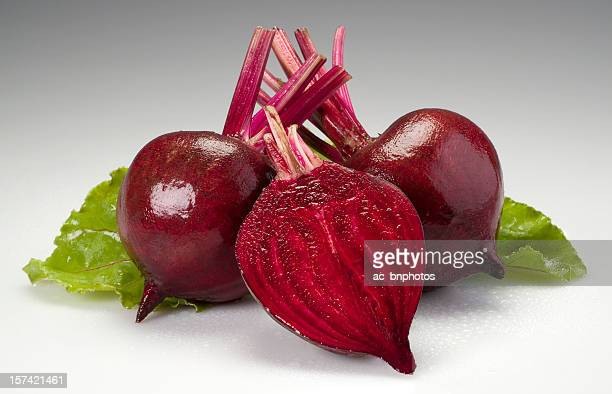 Composition of boiled beetroots