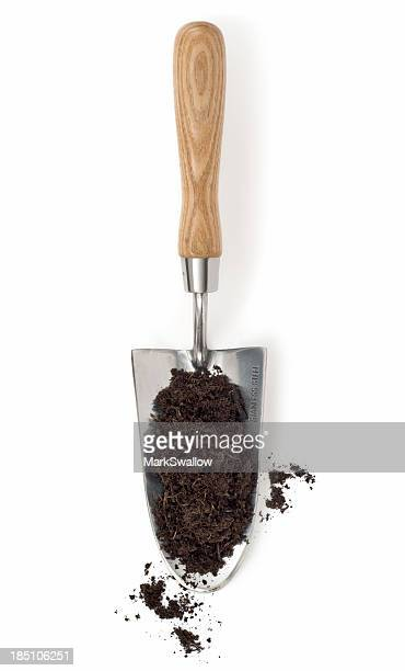 Compost on a Trowel