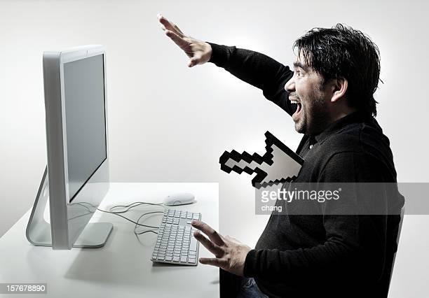 Flecha de ordenador