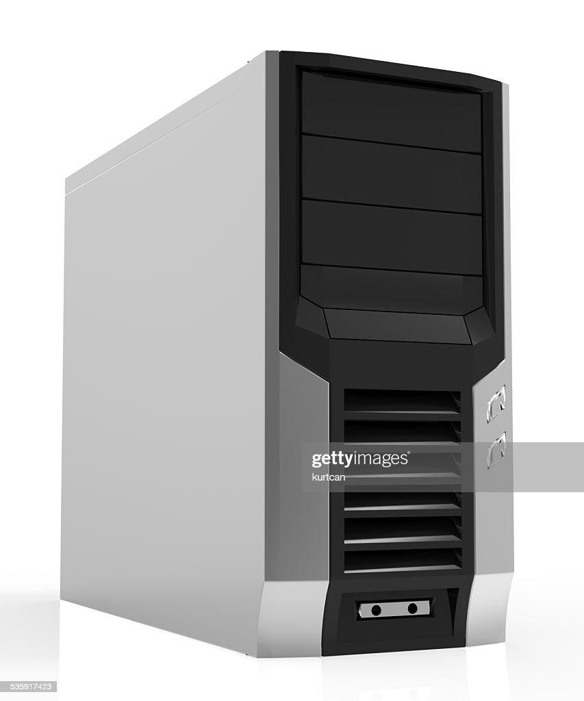 Maletín para ordenador : Foto de stock