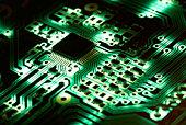 computer chip - electronics