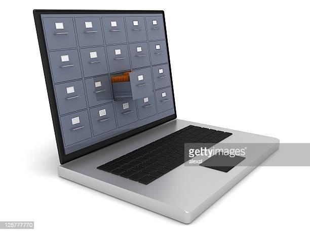 Stockage de données informatique