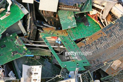 Computer dump # 8 : Stock Photo