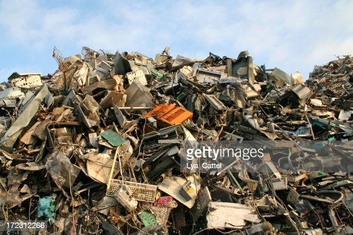 Computer dump # 1 : Stock Photo