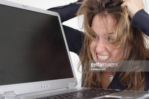 Computer-frustration