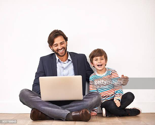 Jeux sur ordinateur sont amusantes pour tous les âges !