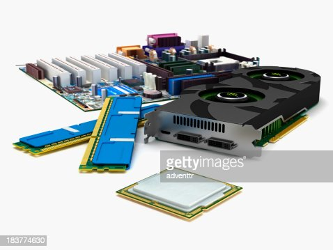 hardware de ComputadoresStencils