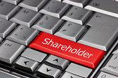 Computer key - Shareholder