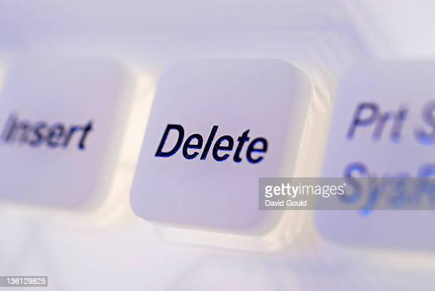 Computer keyboard delete key