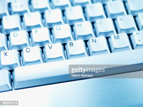 Computer keyboard space bar