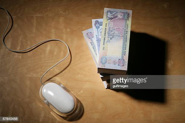 Computer Mouse and Arab Money