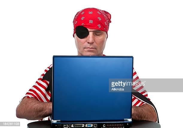 computer pirate