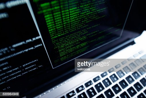 Computer Programming : Stock Photo