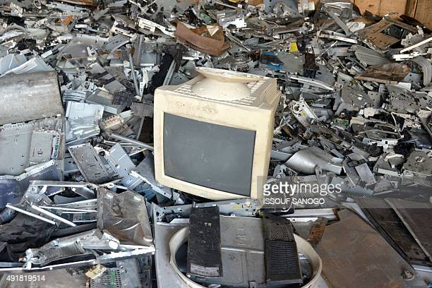 E Waste Stock Photos and Pictures