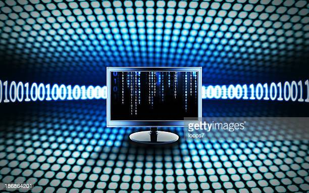 computer Technologie Konzept
