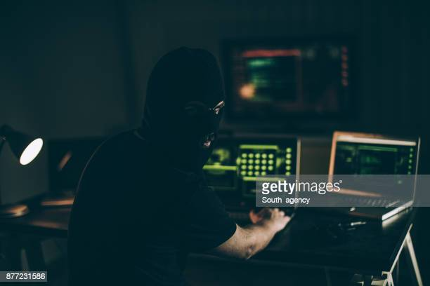 Computer terrorism in motion