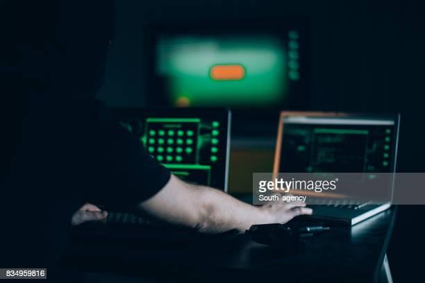Terrorisme informatique