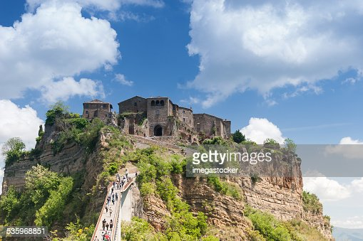 Comune of Bagnoregio : Stock Photo