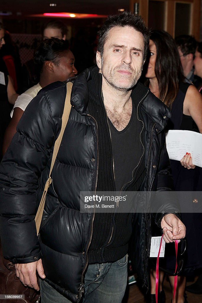 Con O'Neill attends an after party celebrating the 24 Hour Musicals Gala Performance at Vinopolis on December 9, 2012 in London, England.