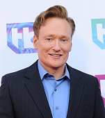 Conan O'Brien attends the TBS For Your Consideration event at The Theatre at Ace Hotel on May 24 2016 in Los Angeles California