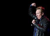 Conan O'Brien Performs In Sydney