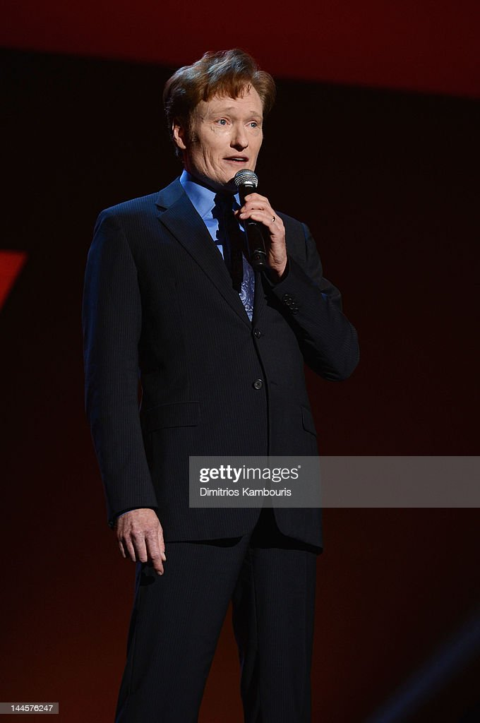 <a gi-track='captionPersonalityLinkClicked' href=/galleries/search?phrase=Conan+O%27Brien&family=editorial&specificpeople=208095 ng-click='$event.stopPropagation()'>Conan O'Brien</a> speaks onstage at the TNT/ TBS Upfront 2012 at Hammerstein Ballroom on May 16, 2012 in New York City. 22362_003_1054.JPG