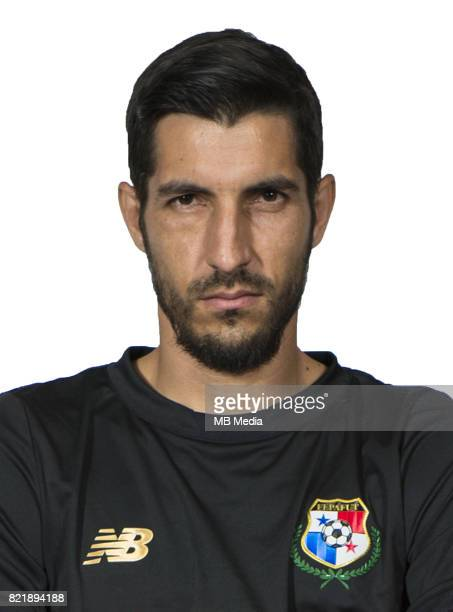 Concacaf World Cup Fifa Russia 2018 Qualifier 'nPanama National Team Preview Set 'nJaime Manuel Penedo