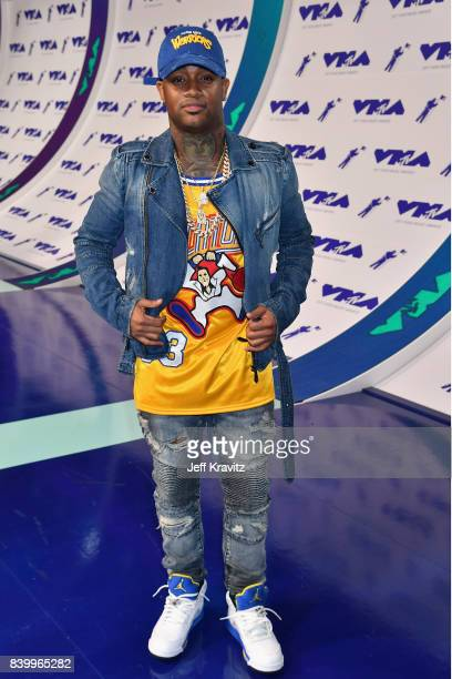 Conceited attends the 2017 MTV Video Music Awards at The Forum on August 27 2017 in Inglewood California