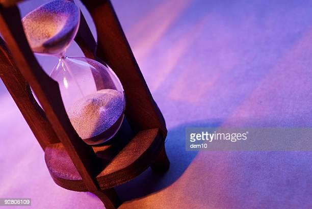 Concept verre ouvert 24 heures sur 24