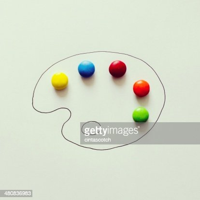 Palette photos et images de collection getty images for Peinture conceptuelle