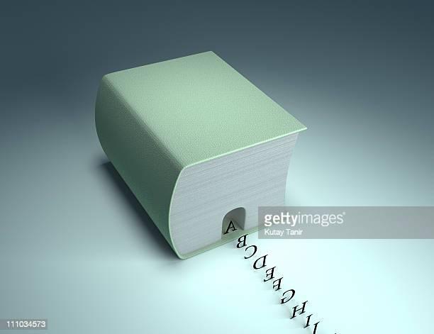 Conceptual book