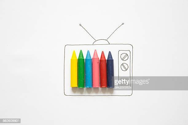 Conceptual color television