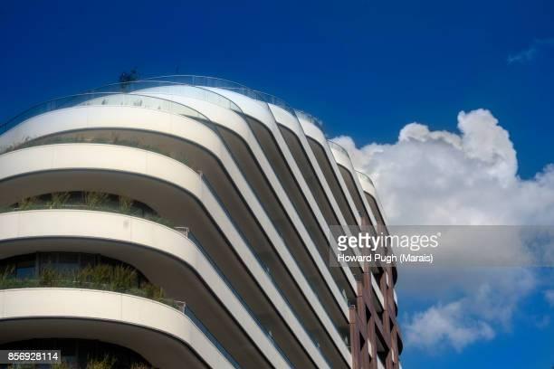 Conceptual Segements: Lombard Wharf