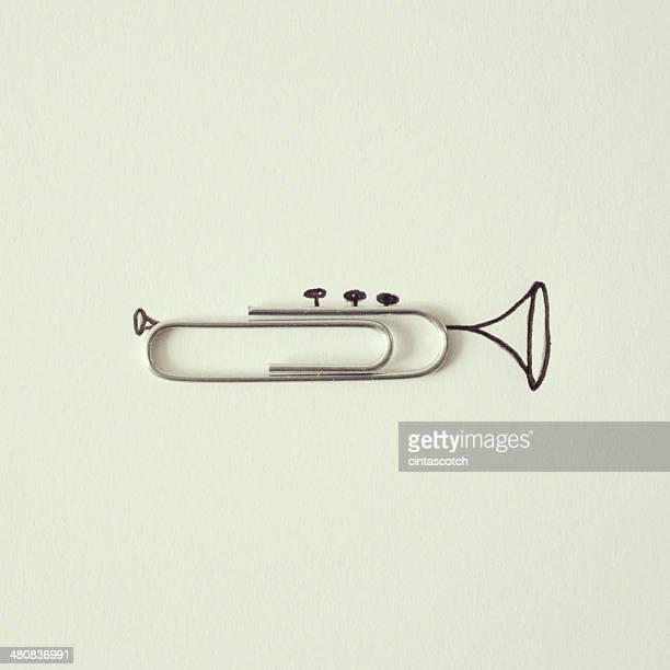 Conceptuelles Trompette