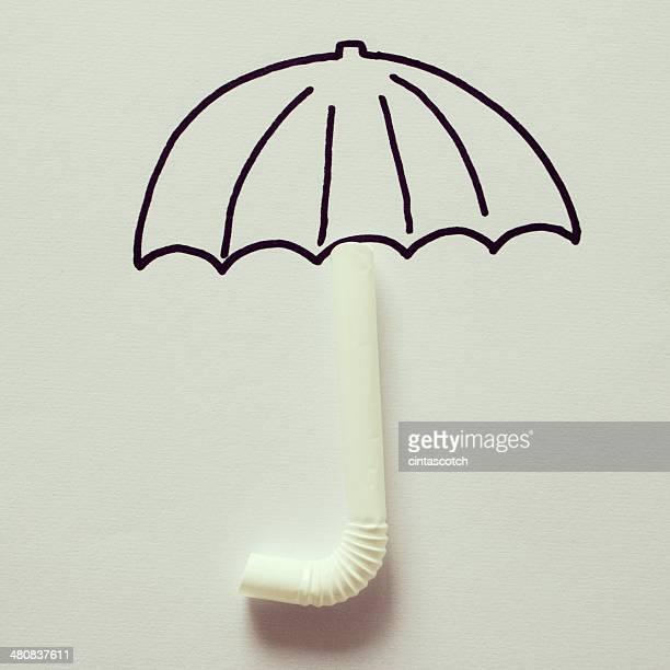 Conceptuelles Parapluie