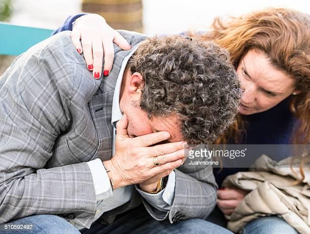 Inquiet Couple
