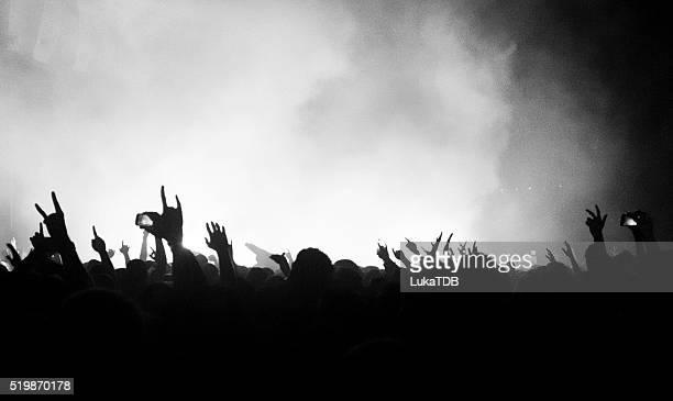 Folla concerto