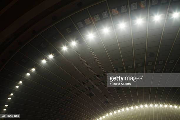 Concert hall lighting